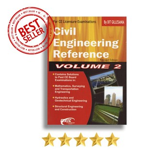 Civil Engineering Reference for Licensure Exam Vol4 6th ed by