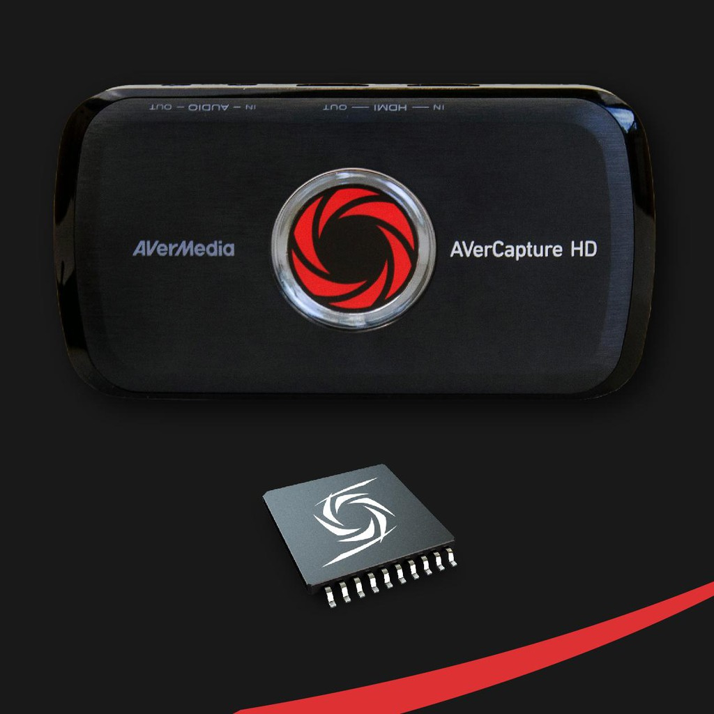 (GL310) AVerMedia Game Streaming and Game Capture HD 1080p
