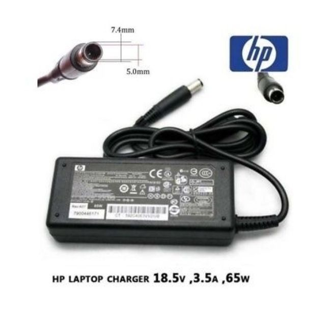 HP Pavilion G6 Series Charger Power Supply Adapter 18 5V3 5A