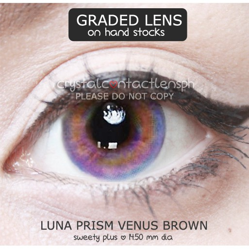 8815b59995c GRADED Luna Prism Mercury Blue by Sweety Plus