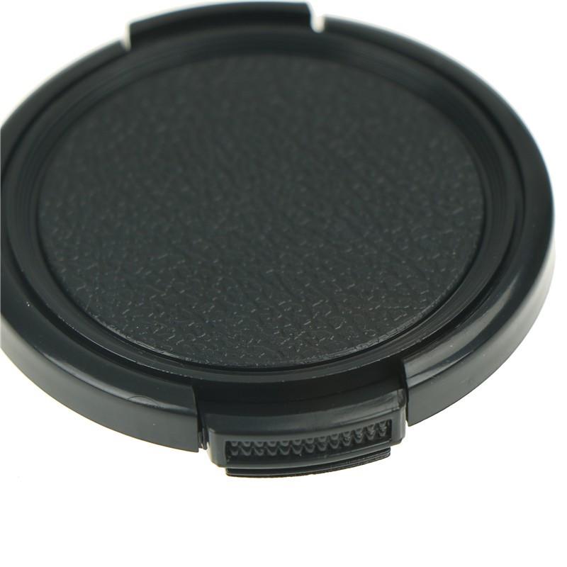 49mm Plastic Snap On Front Lens Cap Cover For SLR DSLR Camera DV Leica Sony AB