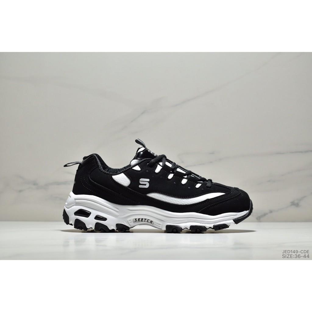4a68f5fe677a Skechers D lites Panda shoes fashion sneakers non-slip wear ...