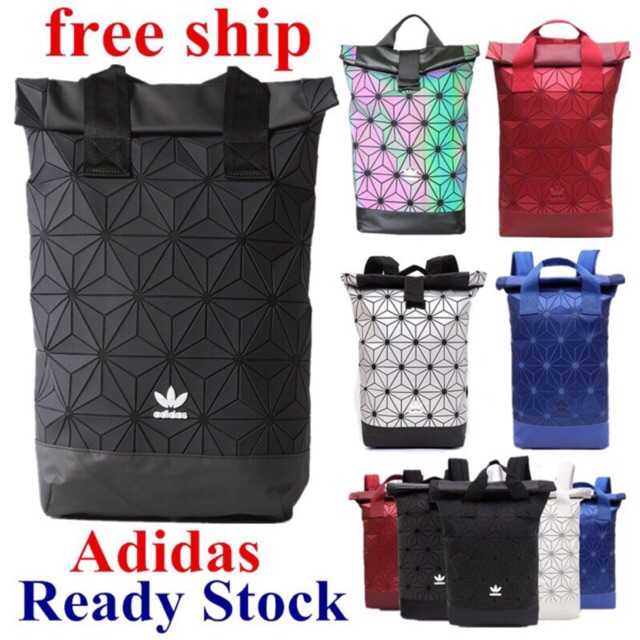 Ready !! Adidas Limited Edition Butterfly Backpack Demon Eye  cc4886e615958