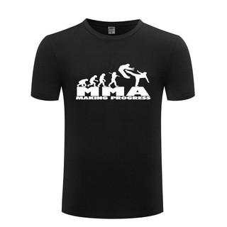 Jason Gym T Shirt Train Like A Maniac Bodybuilding Gym MMA UFC Motivation Top