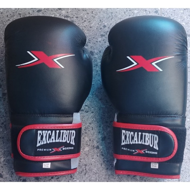 Excalibur PVC Boxing Gloves