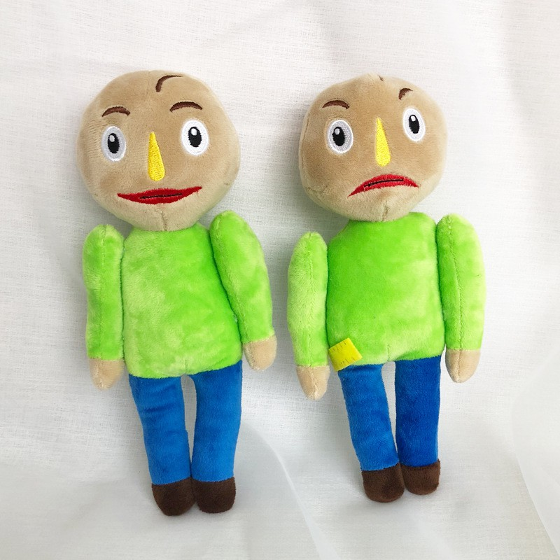Baldi/'s Basics in Education and Learning Plush 25cm Figure Smile US Stock