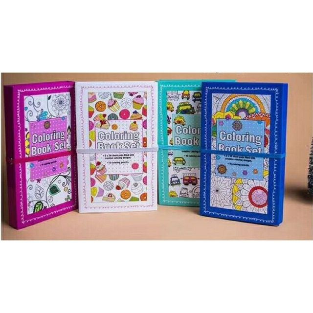 4700 Coloring Book Sets For Adults HD