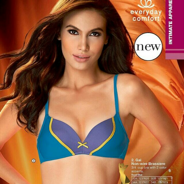 6230af0fde168 👙💕AILA• NON WIRE FULL CUP BRASSIERE AVON
