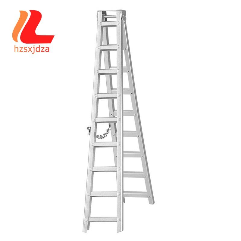 Cod Ready Stock H9ph 1 10 Aluminum Alloy Mini Folding Ladder For 1 10 Rc Crawler Car 150mm Shopee Philippines