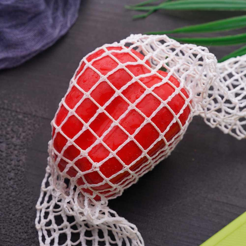 Elastic Meat Netting Butchers Net Sausage Cotton Cooking String 3 Meters Roll