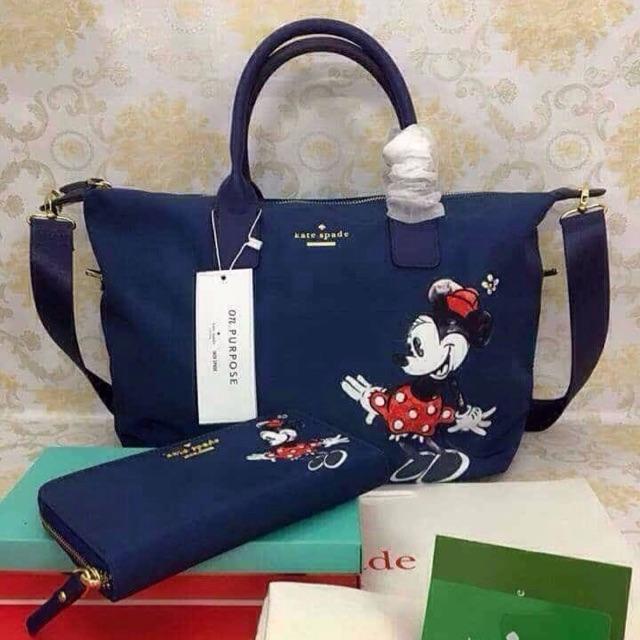 e3716cdf7c Kate Spade Cedar Dome Bag and Wallet Set COD FREE SHIPPING