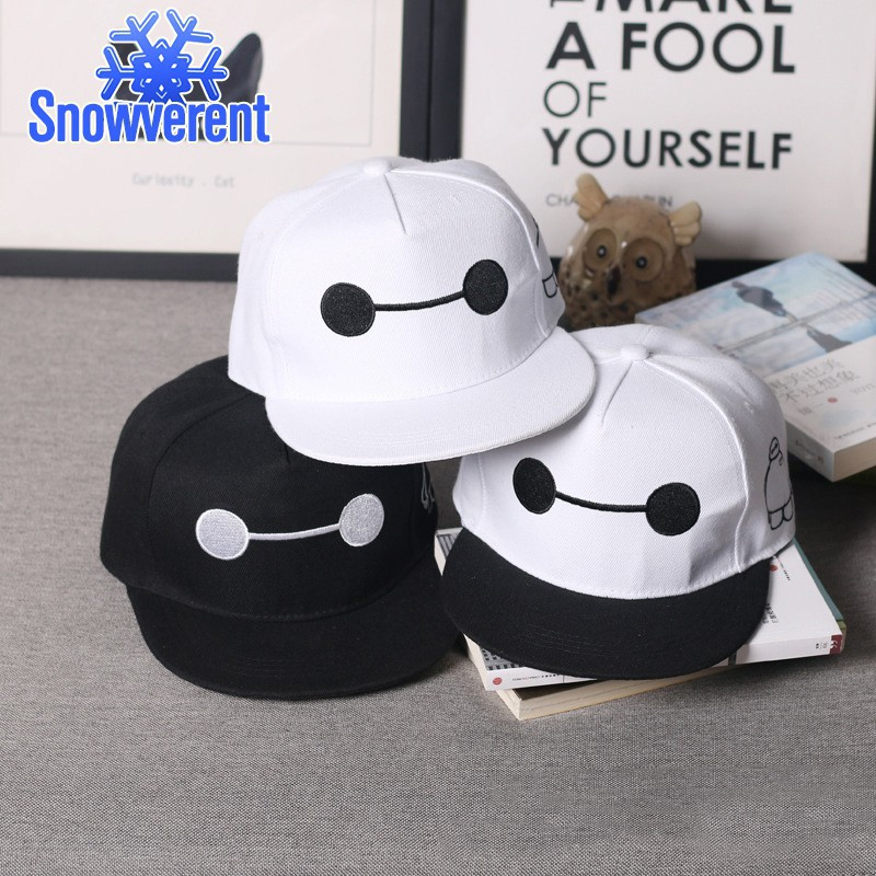 bc1acb4d5ba SN Adult SnapBack Hat Cap Various Design Big Hero 6 Baymax