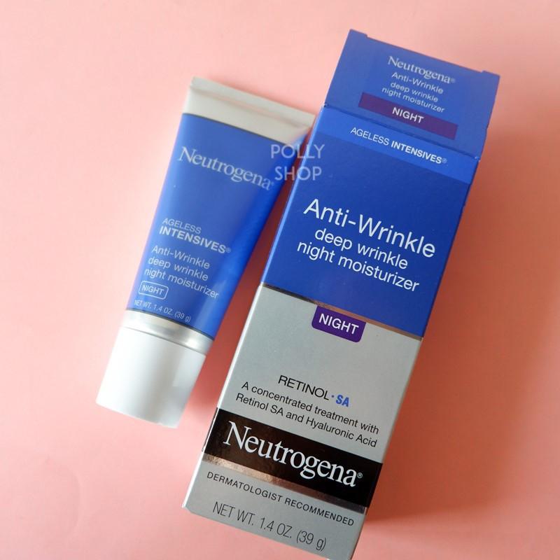 86536c2c265 Neutrogena Anti-Wrinkle Deep Wrinkle Daily Moisturizer SPF20 | Shopee  Philippines