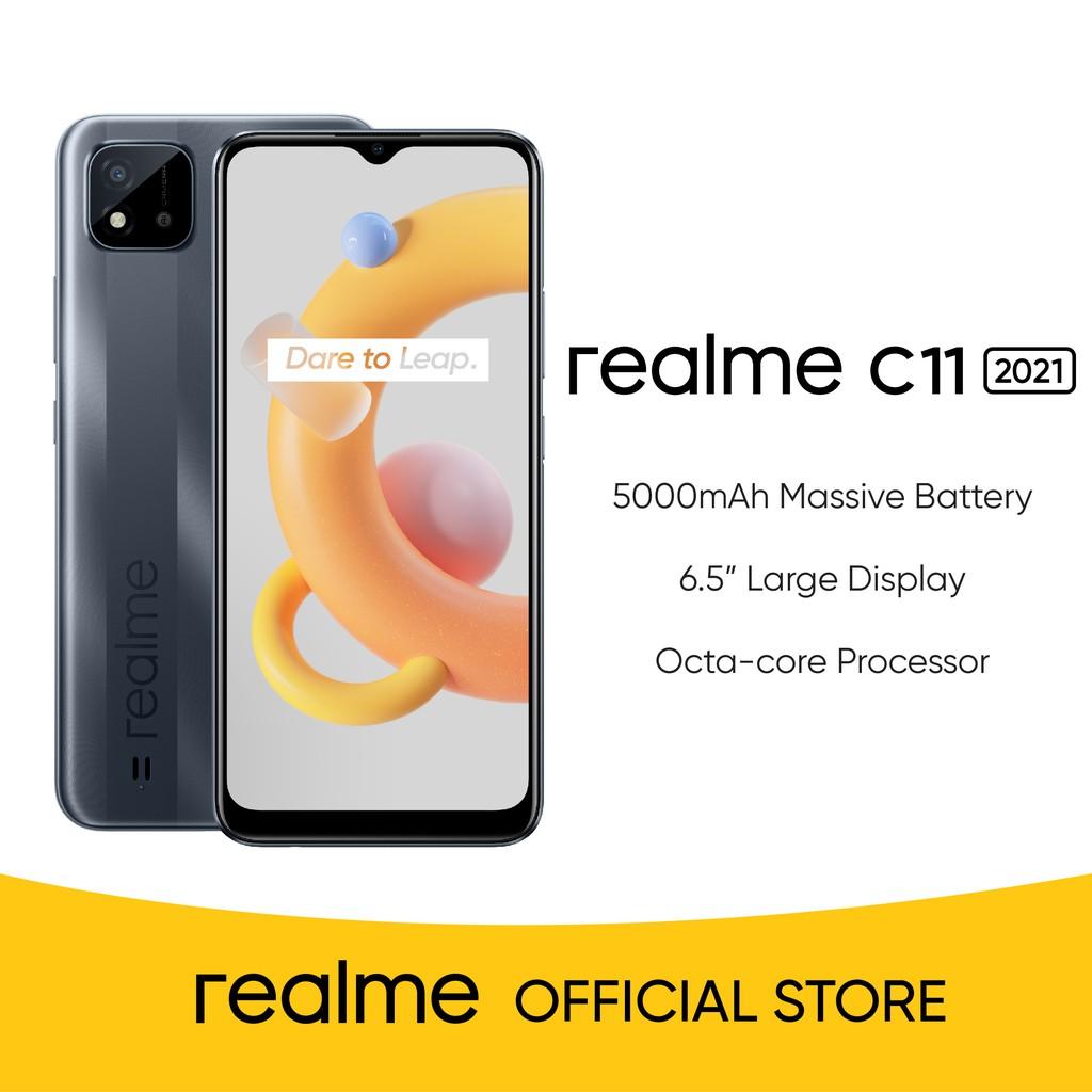 realme C11 2021 (2+32GB)