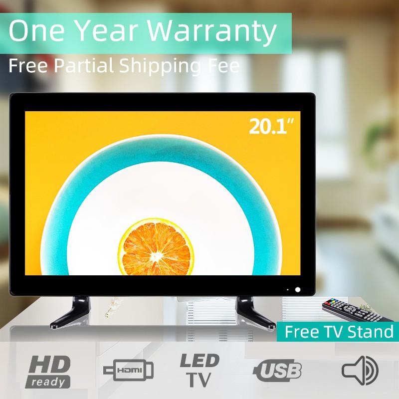 tv flat screen tv led tv 20.1 inch HDTV cheap price