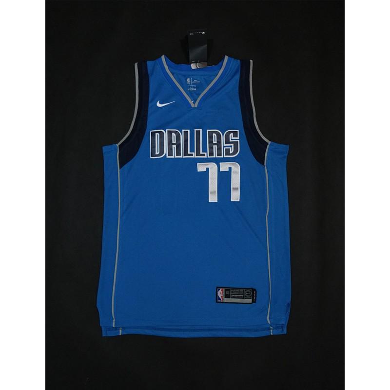 bdc553d13 huaiq Nike Luka Doncic  77 Dallas Mavericks NBA Jersey Uniform ...