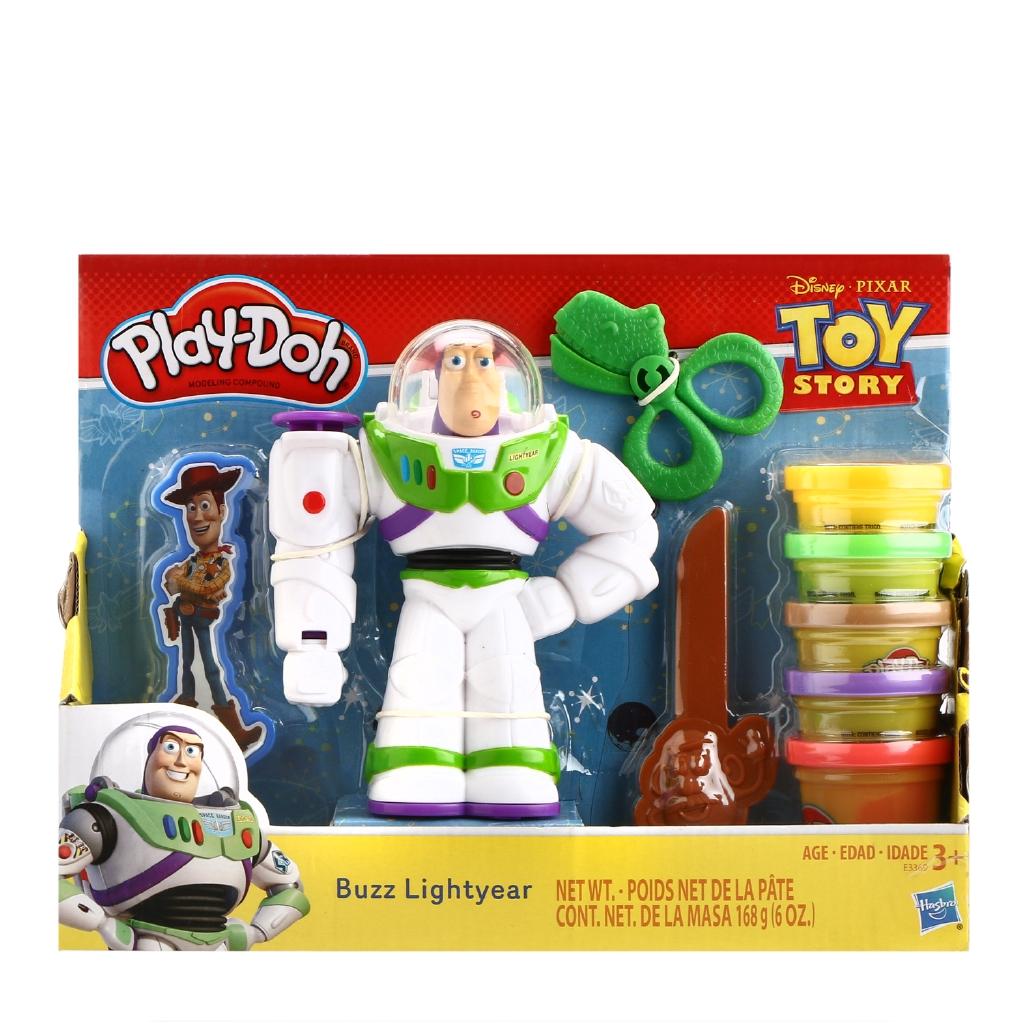 Play-Doh Disney//Pixar Toy Story Buzz Lightyear Set