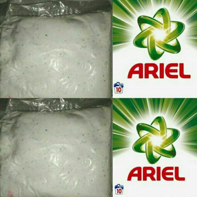Ariel & tide