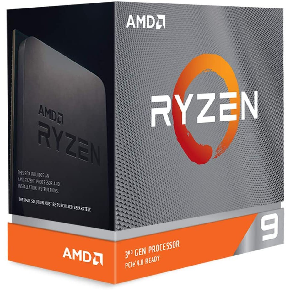 Amd Ryzen 9 3950x 16 Core 32 Thread Unlocked Desktop Processor Without Cooler Shopee Philippines