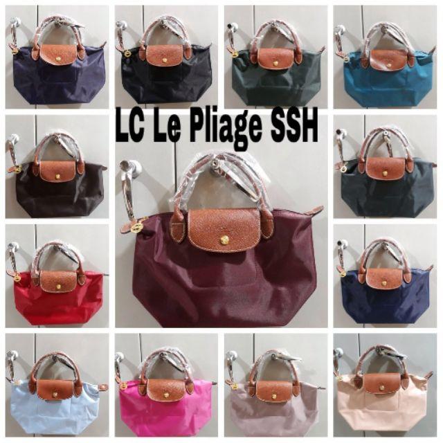 Longchamp Le Pliage Small Short Handle with Paperbag  64d62806c76c6
