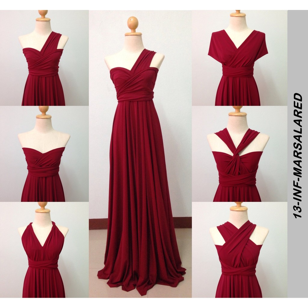 novel style exclusive deals best choice Infinity Dress