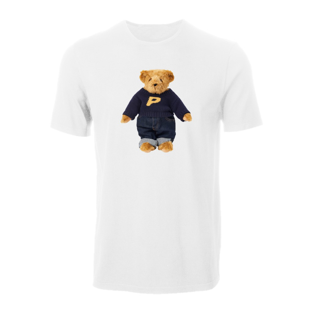 timido Convenzione Straniero  Polo Ralph Lauren Bear X Palace Streetwear Tshirt Ready Stock | Shopee  Philippines