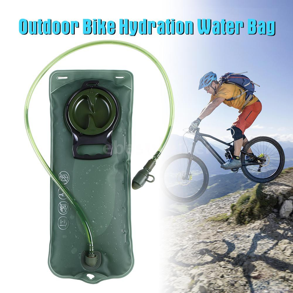 1L Bicycle Water Bag Portable Sport Hydration Bladder for Outdoor Cycling