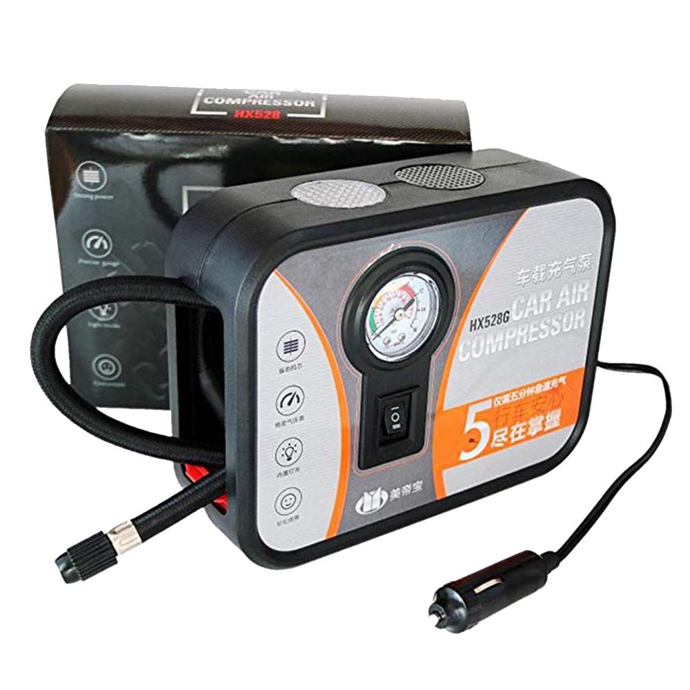 Portable Car Air Compressor HX528 | Shopee Philippines