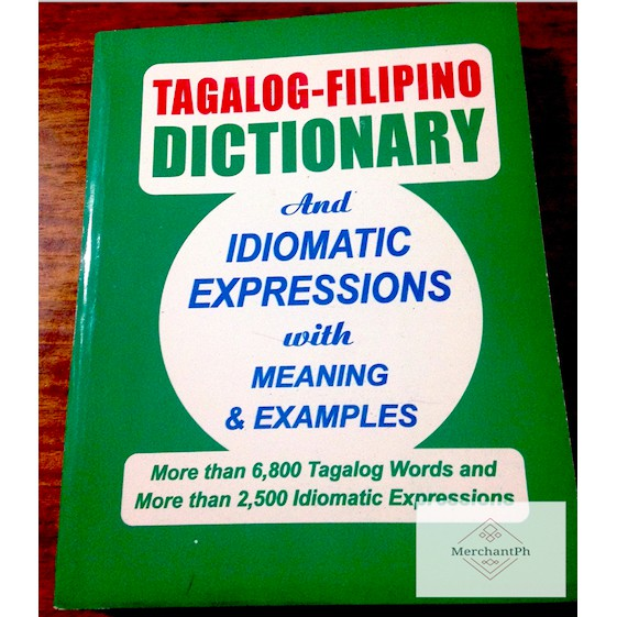 ✅ASSORTED TAGALOG ENGLISH AND SCIENCE DICTIONARIES | Shopee Philippines