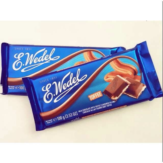 SALE!!! E.WEDEL TOFFEE FLAVOR ...