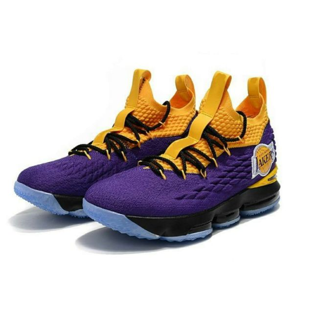 LeBron 15 Lebron 15 Lakers(OEM) | Shopee Philippines