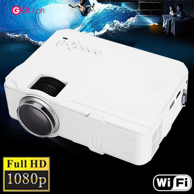 G LCD Projector Smart Projector Home Cinema