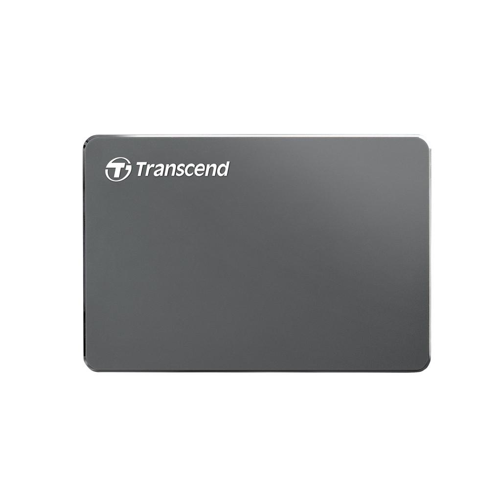 Transcend Storejet 25h3 1tb Portable Hard Drive Shopee Philippines 25amp039 Usb 30 25m3