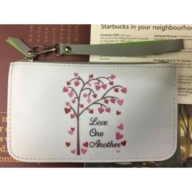 b028da28bc4f Love one another Bible Verse Cp Pouch