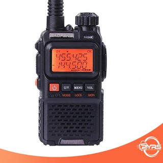 Baofeng UV-3R Plus Walkie Talkie Two Way Radio
