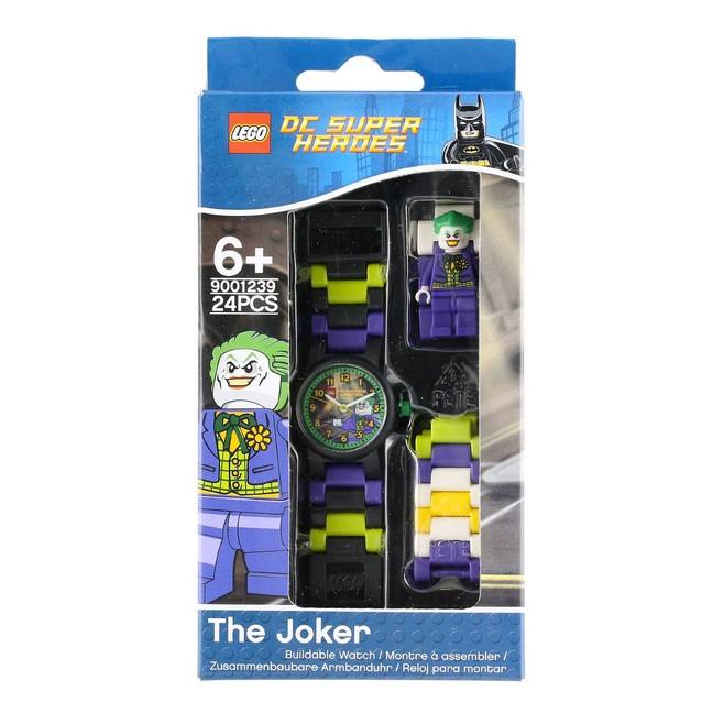 b660e190e5f LEGO Watch 9001239 DC Super Heroes Joker Gift Set for Kids | Shopee  Philippines