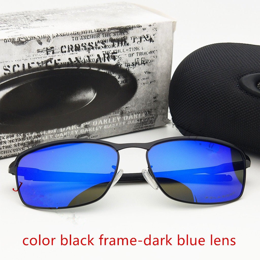 628a52c165 4123 Ferrari Custom Black Frame Polarized Sunglasses