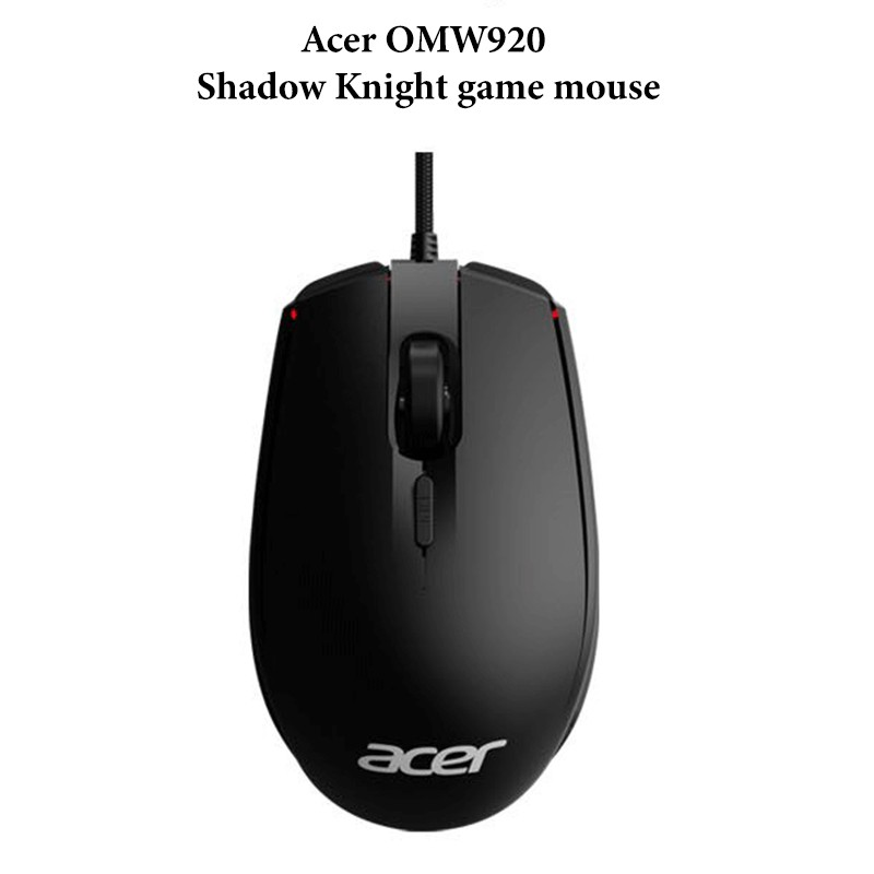 Acer mouse wired USB office and home desktop game mouse general optical  mouse Acer / Acer mouse wir | Shopee Philippines