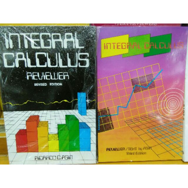 ORIGINAL INTEGRAL CALCULUS REVIEWER by Asin