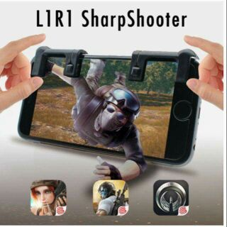 L1R1 SHARP SHOOTER FOR ROS & PUBG
