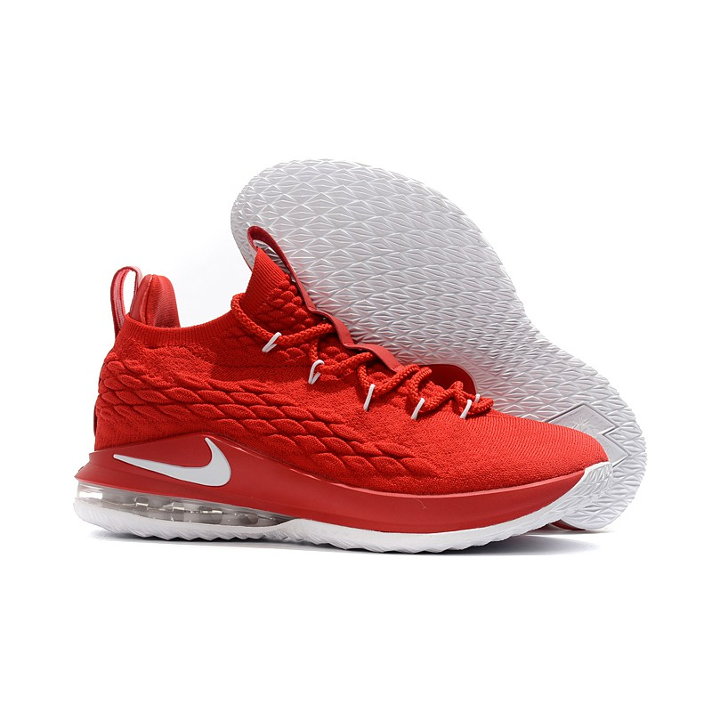 buy popular 9d2d7 8c760 Nike Lebron 15 LOw w/ FREE Socks (OEM) Premium Quality Shoes