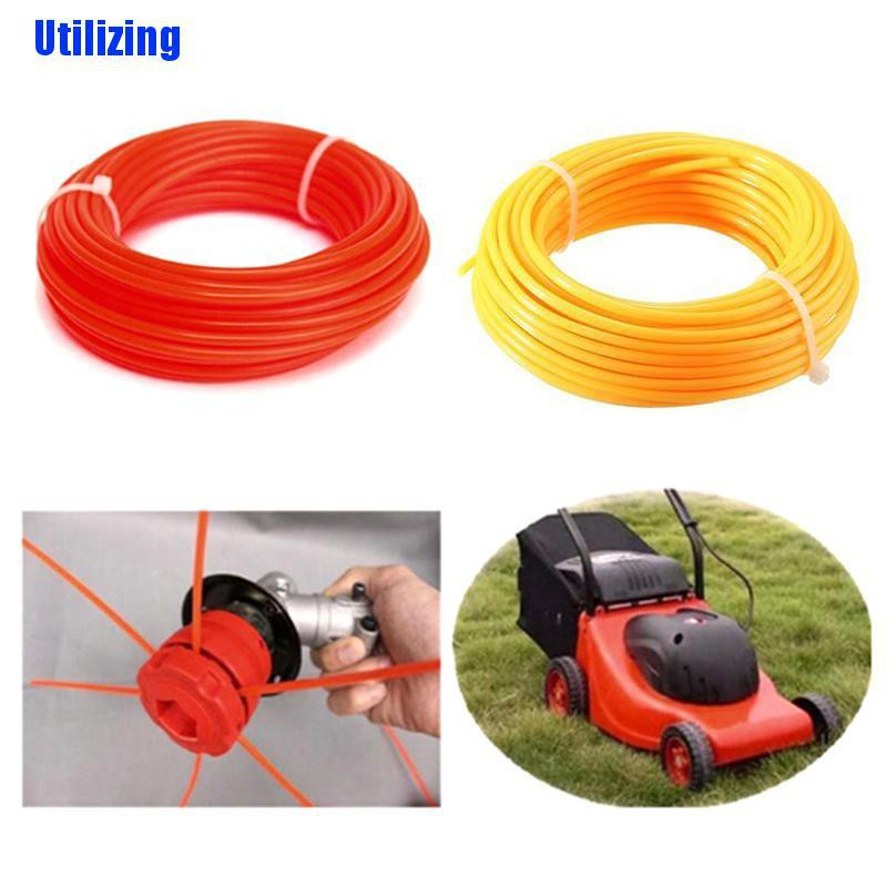 4mm x 5m Strong Brushcutter Trimmer Strimmer Nylon Cord Line Wire String