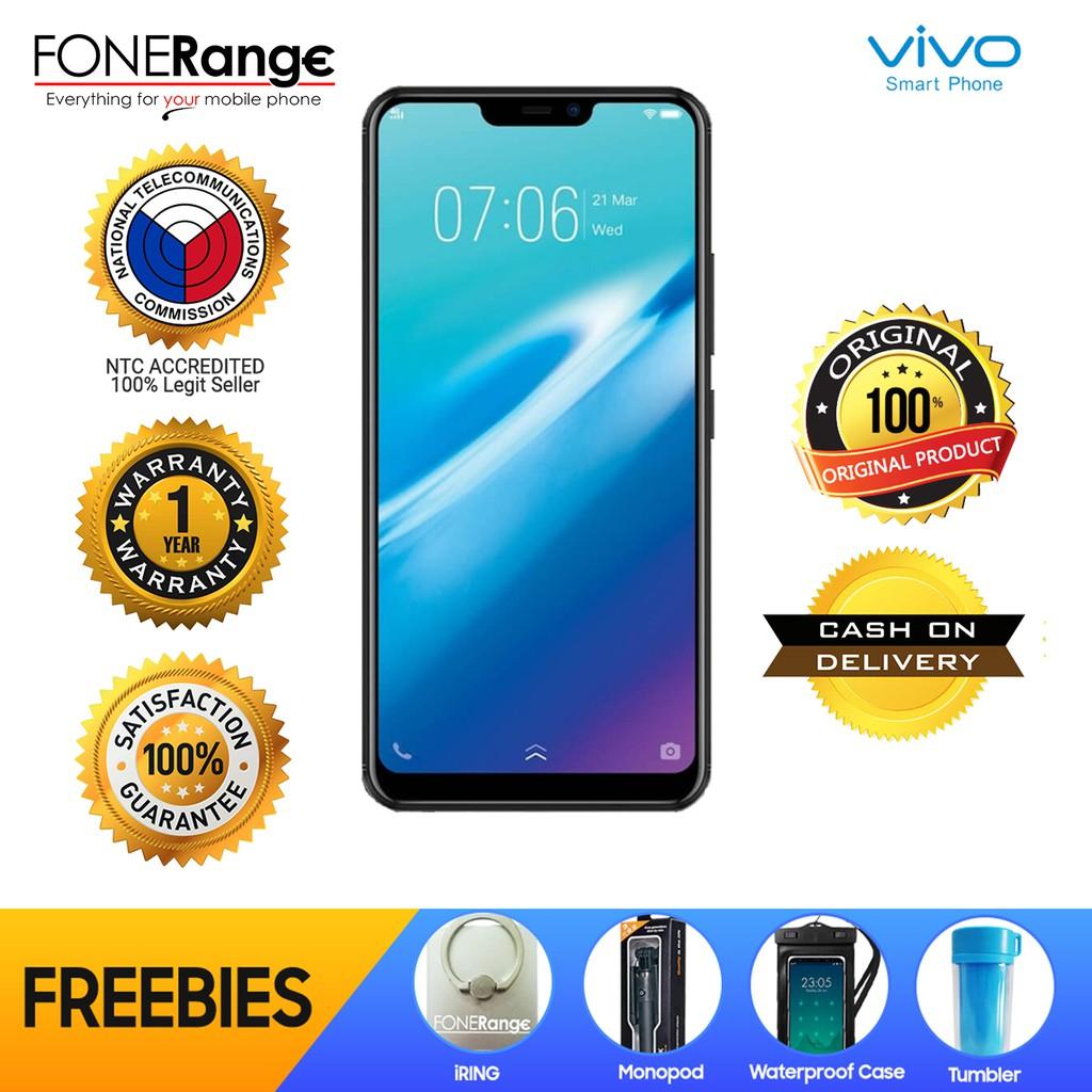Vivo Y81i 2GB+16GB -100% Brand New - 1 Year Warranty