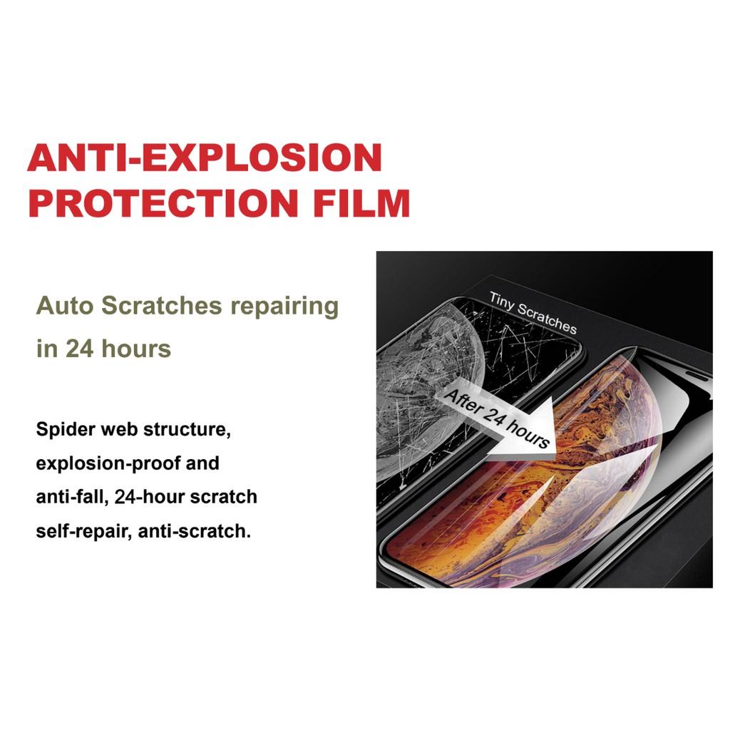 Samsung Note 10 Rainbow Screen Protector Anti Shock Film