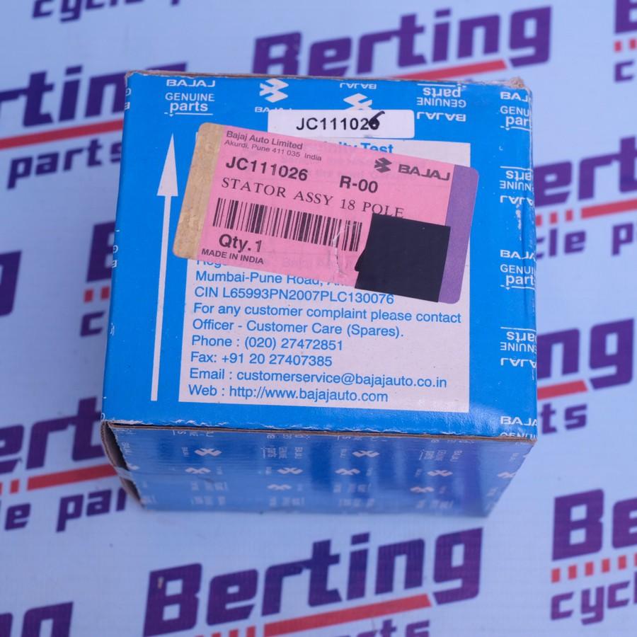 Rouser 20NS/KTM Stator Assembly 18 Pole Genuine JC111026