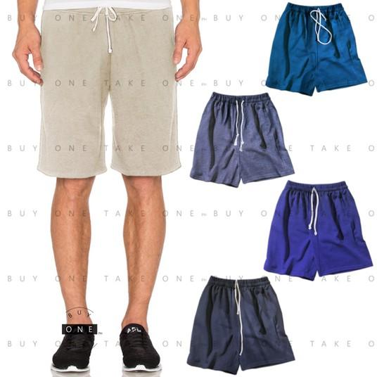 🔥Big Sale🔥 Men's Jogger Sweat Shorts Set B