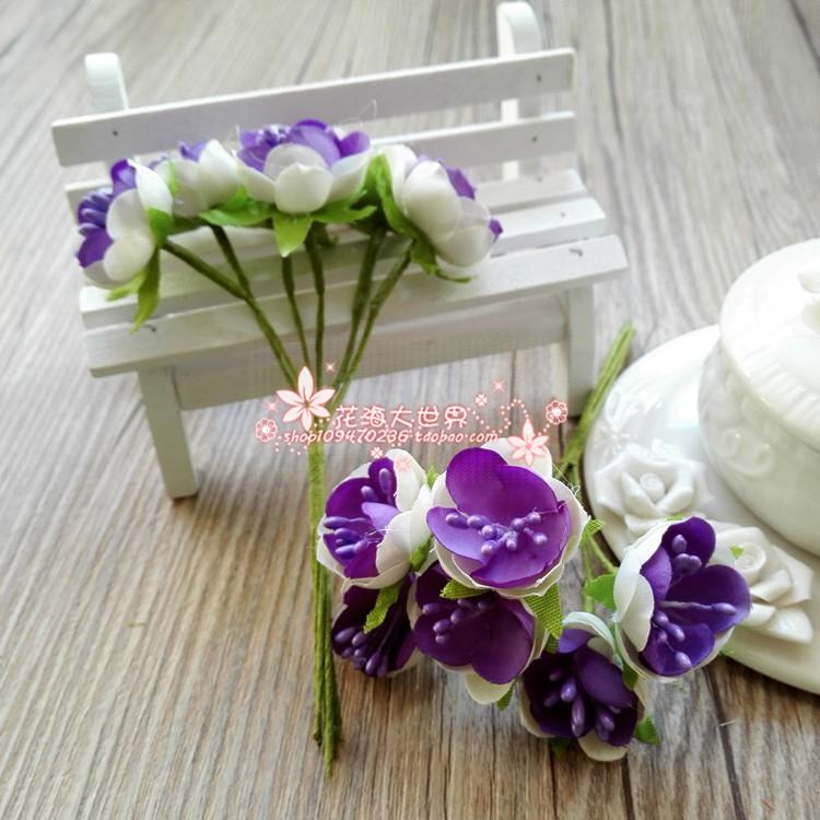 Wr 3pcs Set Diy Flower Garland Wedding Headpiece Hair Acce