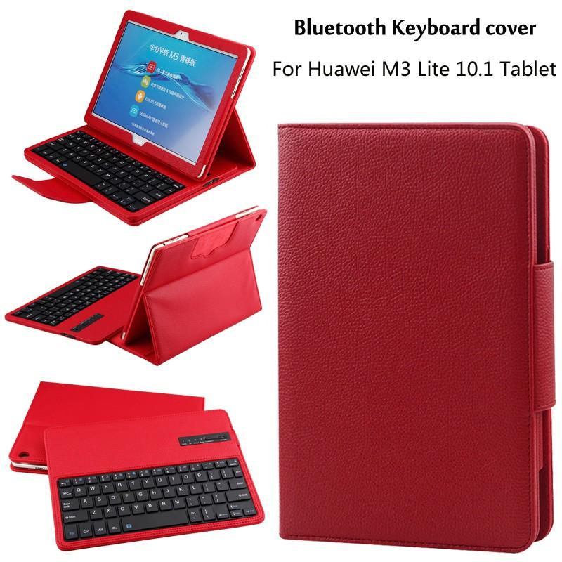 size 40 4a5c5 30308 Huawei MediaPad M3 Lite 10 BAH-W09 AL00 10.1 Keyboard Cover