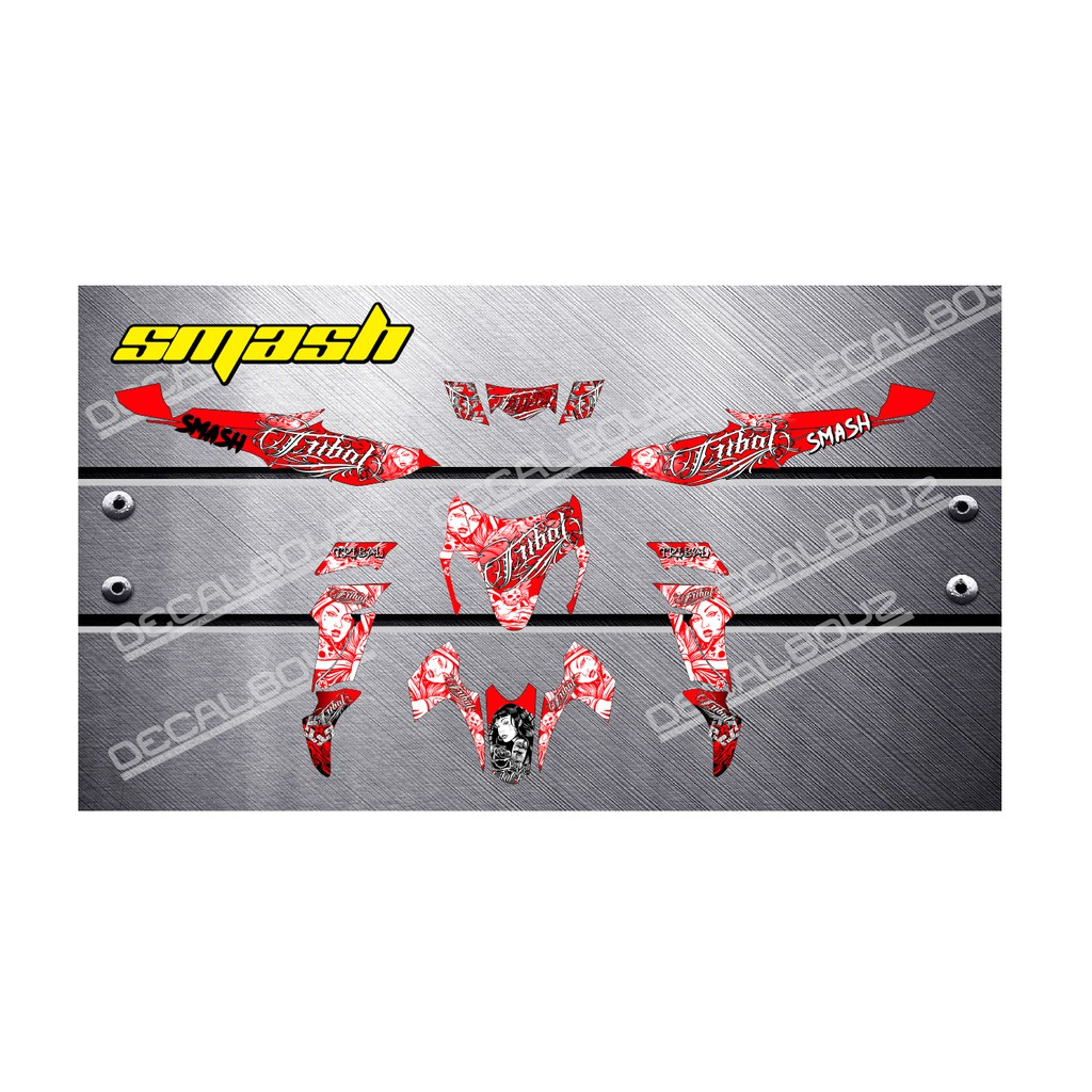 Stickers decals for suzuki smash 115 shopee philippines
