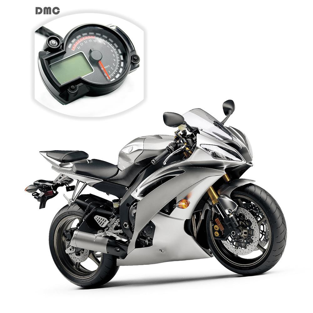 Motorcycle Digital Panel Gauge Lcd Universal 3inch Rpm Shopee Rusi 125cc Wiring Diagram Philippines
